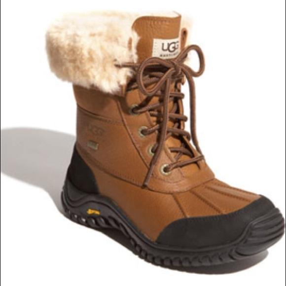 d13de360bcf Ugg boots Adirondack II waterproof women's 9 duck